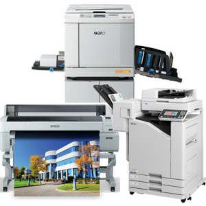 High Speed Inkjet Printers