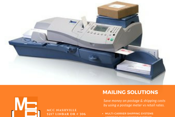 MCC Nashville Mailing Systems