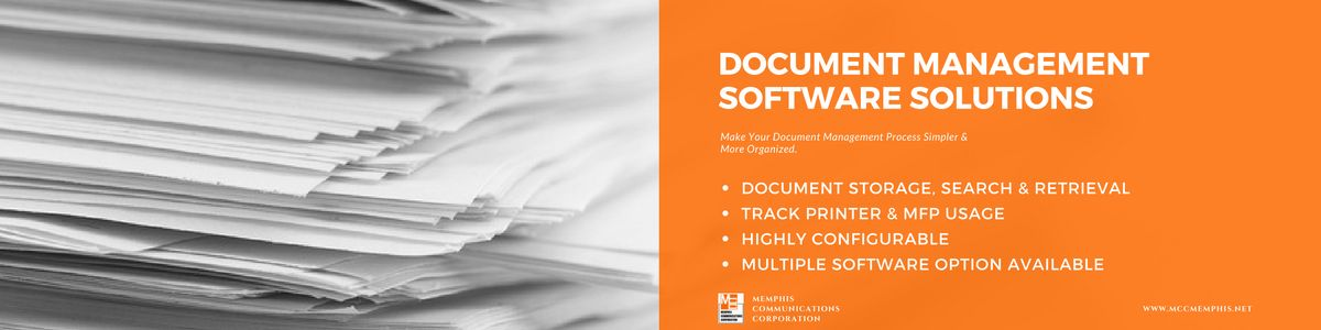 memphis communications document management software