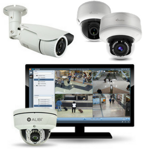 Memphis Communications Illustra security cameras