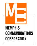 memphis communications corporation logo