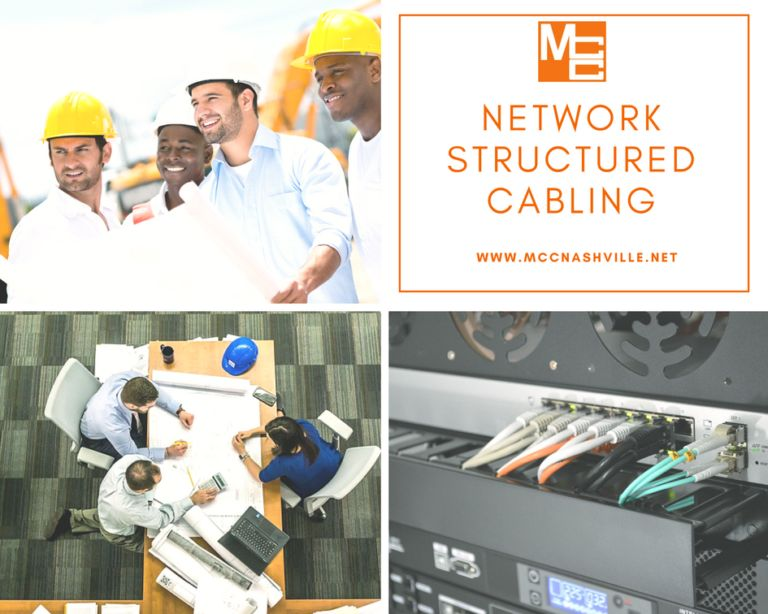 MCC Nashville Structured Cabling